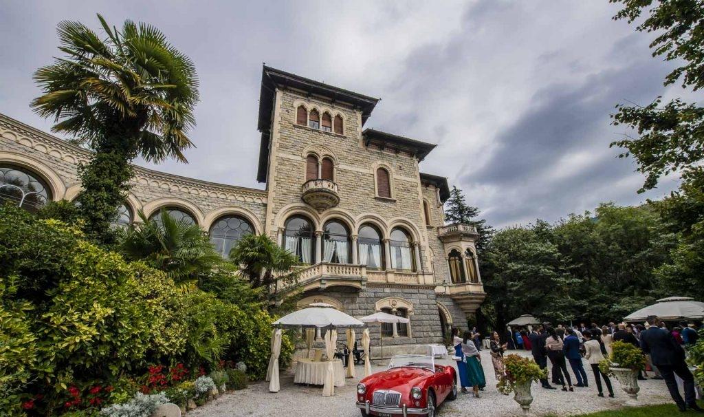 Location e Catering Villa Rizzoli